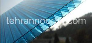 ابعاد ورق پلی کربنات