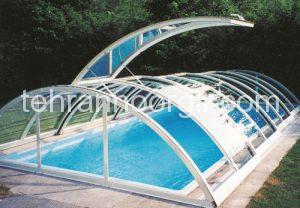 بهترین پوشش برای سقف استخر
