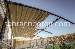 مراقبت از سقف متحرک برقی